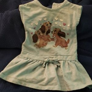 Lady and the tramp dress